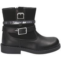 Sapatos Criança Botas baixas Melania ME1138B7I.A Preto