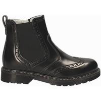 Sapatos Criança Botas baixas Nero Giardini A734441M Preto