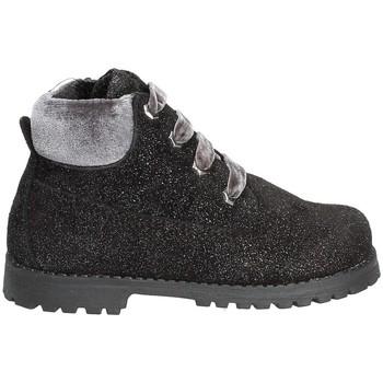 Sapatos Criança Botas baixas Grunland PP326 Preto