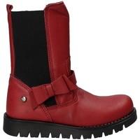 Sapatos Criança Botas baixas Melania ME2102D7I.C Vermelho