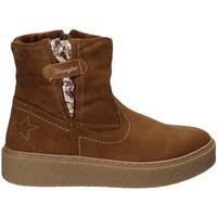 Sapatos Criança Botas baixas Wrangler WG17235 Castanho