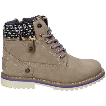 Sapatos Criança Botas baixas Wrangler WG17230 Cinzento