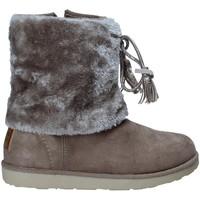 Sapatos Criança Botas de neve Wrangler WG17242 Cinzento