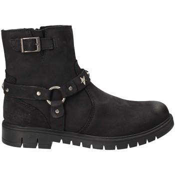 Sapatos Criança Botas baixas Holalà HL140013L Preto