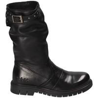 Sapatos Criança Botas baixas Holalà HL140019L Preto