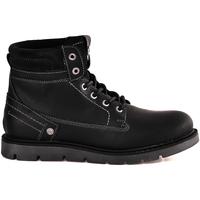 Sapatos Homem Botas baixas Wrangler WM182011 Preto