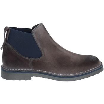 Sapatos Homem Botas baixas Rogers 20078 Cinzento