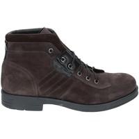 Sapatos Homem Botas baixas Rogers 3038B Cinzento