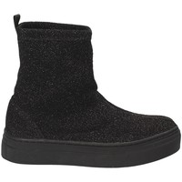 Sapatos Criança Botas baixas Grunland PO1083 Preto