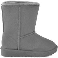 Sapatos Criança Botas de neve Grunland DO0437 Cinzento