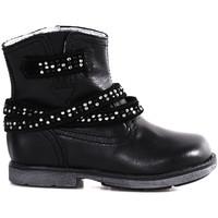 Sapatos Criança Botas baixas Nero Giardini A820740F Preto