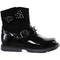 Sapatos Criança Botas baixas NeroGiardini A820750F Preto