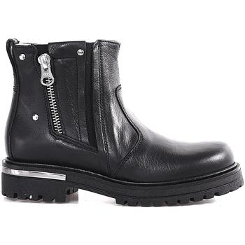 Sapatos Criança Botas baixas NeroGiardini A830830F Preto