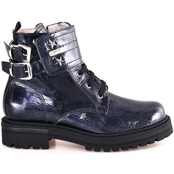 Sapatos Criança Botas baixas Balducci LEGER906 Azul
