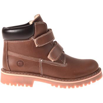 Sapatos Criança Botas baixas Melania ME6004F8I.D Castanho