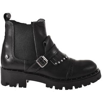 Sapatos Criança Botas baixas Melania ME6621F8I.A Preto
