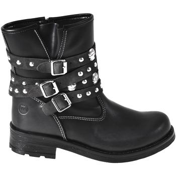 Sapatos Criança Botas baixas Melania ME6846F8I.B Preto