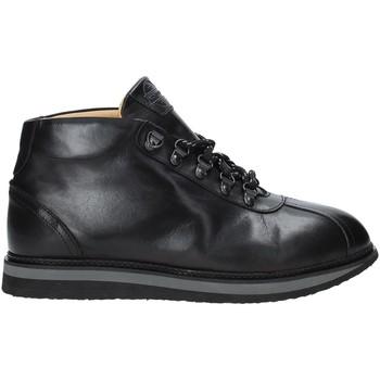 Sapatos Homem Botas baixas Exton 771 Preto