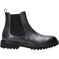 Sapatos Homem Botas baixas Exton 9059 Cinzento