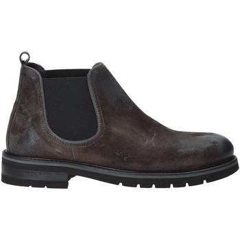 Sapatos Homem Botas baixas Exton 65 Cinzento