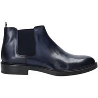 Sapatos Homem Botas baixas Rogers 1104_4 Azul