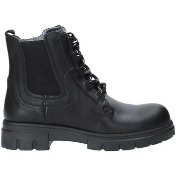 Sapatos Criança Botas baixas NeroGiardini A931341F Preto