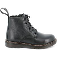Sapatos Criança Botas baixas Grunland PO1177 Preto