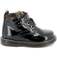 Sapatos Criança Botas baixas Grunland PP0265 Preto