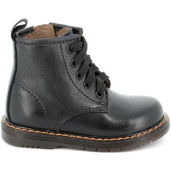 Sapatos Criança Botas baixas Grunland PP0255 Preto