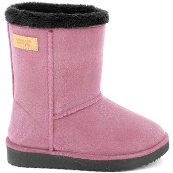Sapatos Criança Botas de neve Grunland DO0294 Vermelho