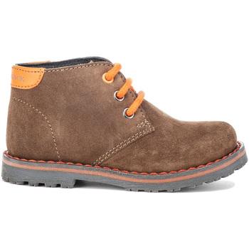 Sapatos Criança Botas baixas Lumberjack SB64509 001 A01 Castanho