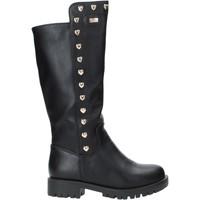 Sapatos Criança Botas baixas Miss Sixty W19-SMS680 Preto