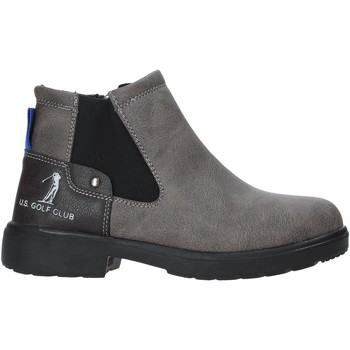 Sapatos Criança Botas baixas U.s. Golf W19-SUK550 Cinzento