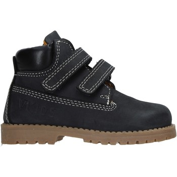 Sapatos Criança Botas baixas Valleverde 36801 Azul