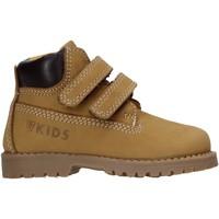 Sapatos Criança Botas baixas Valleverde 36801 Amarelo