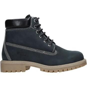 Sapatos Criança Botas baixas Valleverde 36803 Azul