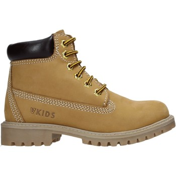 Sapatos Criança Botas baixas Valleverde 36803 Amarelo