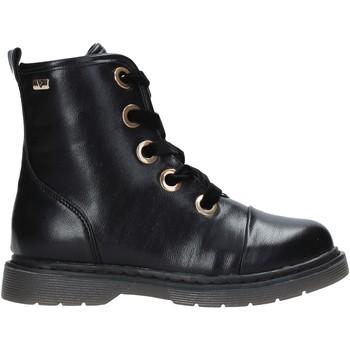 Sapatos Criança Botas baixas Valleverde 10243 Preto