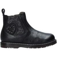 Sapatos Criança Botas baixas Grunland PP0414 Preto