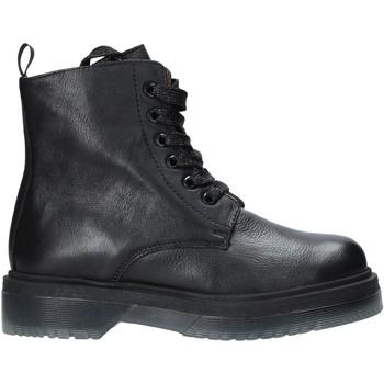 Sapatos Criança Botas baixas Grunland PO1493 Preto