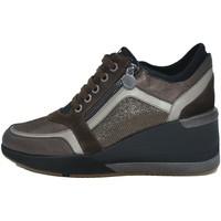 Sapatos Mulher Sapatilhas Stonefly - Sneaker marrone 215005-410 MARRONE
