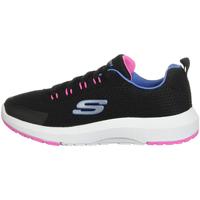 Sapatos Rapaz Sapatilhas Skechers - Dynamic tread nero 81364L BKMT NERO