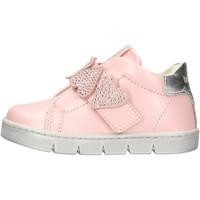 Sapatos Rapariga Sapatilhas Balducci - Polacchino rosa CITA 4005 ROSA
