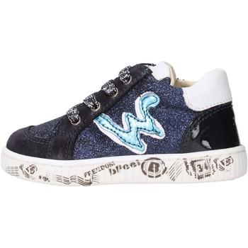 Sapatos Rapaz Sapatilhas Balducci - Polacchino blu MSPO3503 BLU