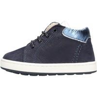 Sapatos Rapariga Sapatilhas de cano-alto Balducci - Polacchino blu CITA 4304 BLU