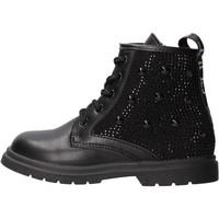 Sapatos Rapariga Botins Cult - Anfibio nero POP NERO