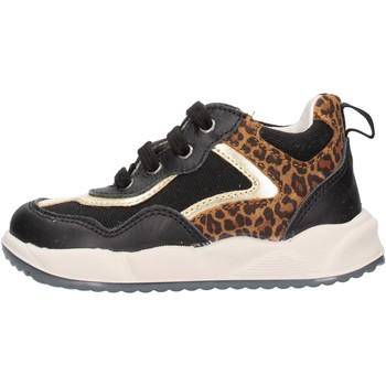 Sapatos Rapariga Sapatilhas Falcotto - Polacchino nero GARION-1A18 NERO