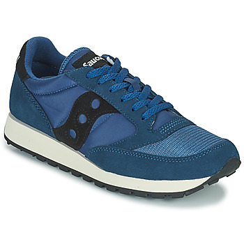 Sapatos Homem Sapatilhas Saucony JAZZ VINTAGE Azul / Preto