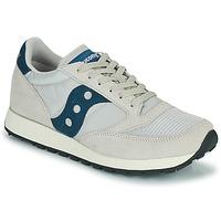 Sapatos Sapatilhas Saucony JAZZ VINTAGE Bege / Marinho