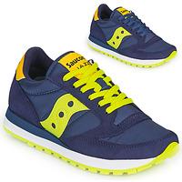 Sapatos Sapatilhas Saucony JAZZ ORIGINAL Azul / Amarelo